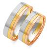 Złote obrączki, Trzy kolory, Soczewka - Pr. 585
