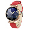 Smartwatch Garett Women Lisa czerwony złoty