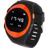 SmartWatch Garett GPS2 czarno,pomarańczowy