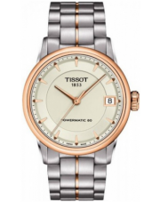 ZEGAREK TISSOT LUXURY POWERMATIC 80 LADY T086.207.22.261.01