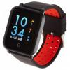 SmartWatch Garett Sport 17 czarno,czerwony