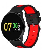 SmartWatch Garett Sport 14 czarno,czerwony