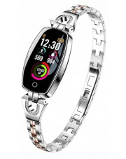 Smartwatch Garett Women Sara srebrny