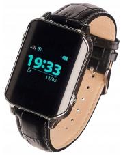 Smartwatch Garett GPS Classic srebrny