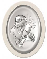 Obrazek modlącego się chłopca
