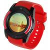 Smartwatch Garett G11 czarno-czerwony