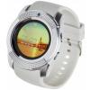 Smartwatch Garett G11 biało-srebrny