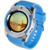 Smartwatch Garett G11 niebiesko-srebrny