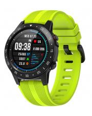Smartwatch Garett Multi 4 Sport RT zielony.