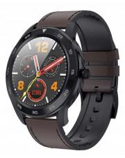 Smartwatch Garett GT22S RT ciemny brąz,skórzany