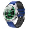 Smartwatch Garett GT22S RT niebieski,skórzany