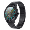 Smartwatch Garett GT22S RT czarny,stalowy