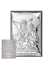 Obraz Pamiątka Chrztu Św. Aniołki nad Dzieckiem