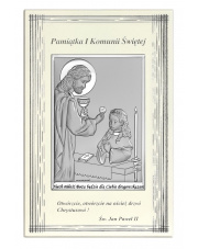 Obraz z Chrystusem i dziewczynką
