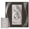 Obraz Srebrny z wizerunkiem Świętej Rodziny