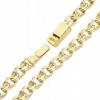 Złoty łańcuch - splot garibaldi - pr.585