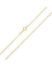 Złoty łańcuszek Pancerka 40 cm - pr. 333