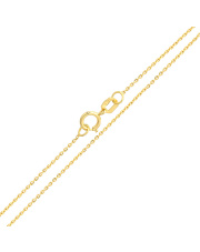 Złoty łańcuszek Ankier 42 cm - pr. 333