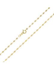 Złoty łańcuszek splot Fantazja 45 cm pr.585