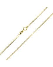 Złoty łańcuszek Pancerka 50 cm - pr. 333