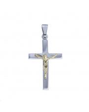 Srebrny krzyżyk pr. 925