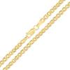 Złoty łańcuszek - Monaliza 50 cm pr. 333