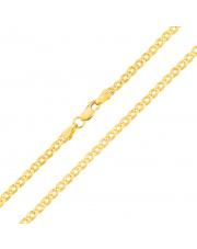 Złoty łańcuszek - Monaliza 45 cm pr. 585