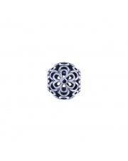 Charms - Ażurowa kulka - pr. 925