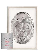 Obrazek świętej rodziny 34 x 44 cm