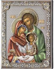 Ikona Święta Rodzina - kolorowa